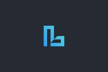 Technology Letter L Logo Templ...