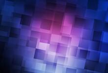 Dark Pink, Blue Vector Layout ...