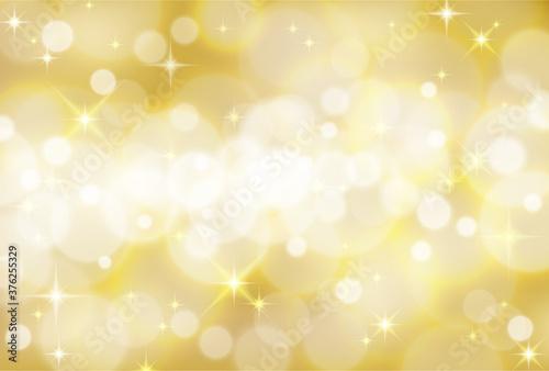 Carta da parati 黄金に輝くキラキラ背景素材