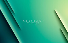Green Gradient Modern Diagonal Strip Background