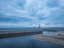 View Of The Neva River