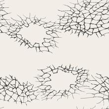 Vector Seamless Pattern, Abstr...