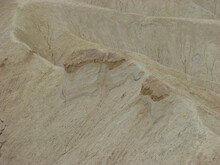 Death Valley National Park Desert Landscape Roads Clouds