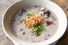 Mush Or Rice Porridge - Boiled...