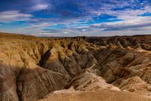 Breathtaking Views In The Badlands, South Dakota