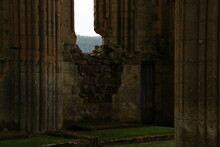 Rievaulx Abbey Detail Shot