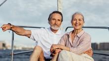 Senior Couple Enjoying Quality...