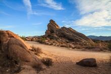 Agua Dolce Vasquez Rocks