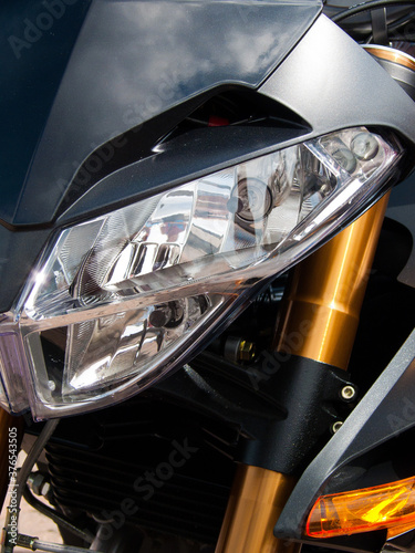 Motorcycle Fototapet