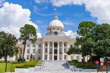 Alabama State Capitol Building...