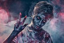 Modern Zombie Boy