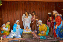Christmas Nativity Scene,Chris...