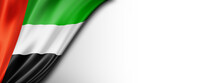 United Arab Emirates Flag Isol...
