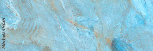 Luxurious Aqua Tone onyx marble with golden veins high resolution, Turquoise Green marble, polished slice mineral, blue water in swimming pool rippled water surface detail background modern interior