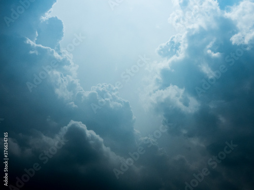 Canvastavla 雲