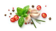 Ingredients For Cooking, Garli...