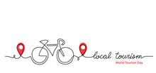 Local Tourism Simple Web Banne...