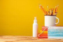 School Supplies And Medical Fa...