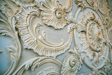 Products Of The Dikart Gypsum Stucco Moulding Plant. Moscow, Russia