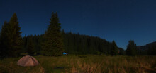 Camping Place Under The Stars ...