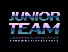 Vector Business Logo Junior Te...