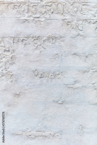 Vintage rough sandstone background. Front view. Wallpaper Mural