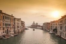 Grand Canal, Venice, Italy