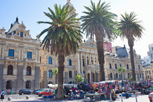 Grand Parade Building, Old City Hall, Cape Town, Western Cape, South Africa