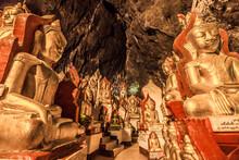 Pindaya Caves, Pindaya, Shan State, Myelat, Burma