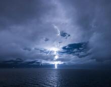 Lightning Storm Over Yumani Ba...