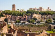 Forum Magnum, Rome, Italy