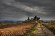 Pienza, Val DOrcia, Tuscany, I...