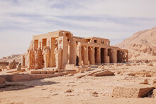 Ramesseum, Theban Necropolis, Egypt