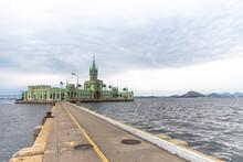 Ilha Fiscal, Guanabara Bay, Rio De Janeiro, Brazil