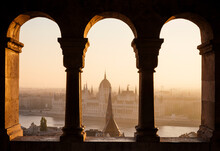 View From Fishermans Bastion O...