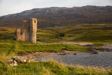 Ardvreck Castle, Scotland, UK