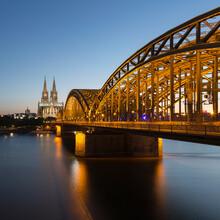 View Of Hohenzollern Bridge An...