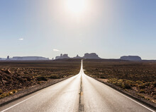 Road To Monument Valley, Mexic...