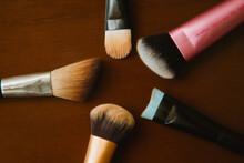 Pinceles De Maquillaje Profesi...