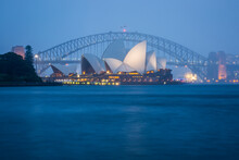 View Of Sydney Opera House And...