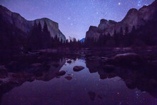 Reflection Of Stars In Merced ...
