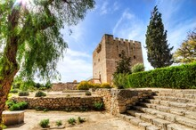 Exterior View Of Kolossi Castle
