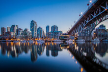 View Of Yaletown City During S...