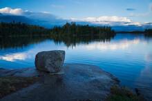View Of Cherokee Lake During Sunset