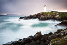 View Of Fanad Head Lighthouse ...