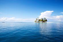 View Of Pelican Island, Caribb...