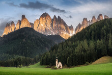 View Of Church San Giovanni Wi...