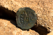 Byzantine Copper Coins From Th...