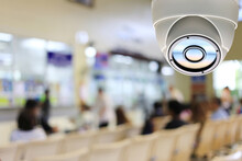 CCTV Tool Of Dome Camera In Ho...