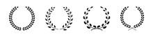 Circular Laurel Foliate Chaple...